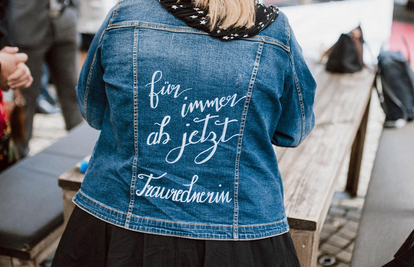 Nadine Stauch | Freie Traurednerin